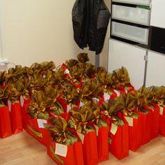 Китайская культура дарения бизнес - подарков