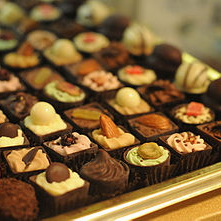 Подарочный шоколад можно преподнести по любому поводу!