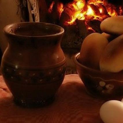 Посуда из глины - оригинальный экоподарок